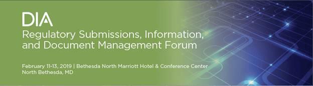 DIA RSIDM Forum